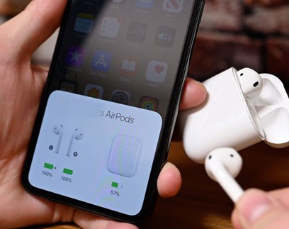 pair iphone 12 with airpods