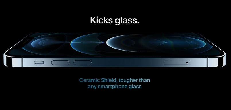 iphone 12 vs iphone 12 pro material