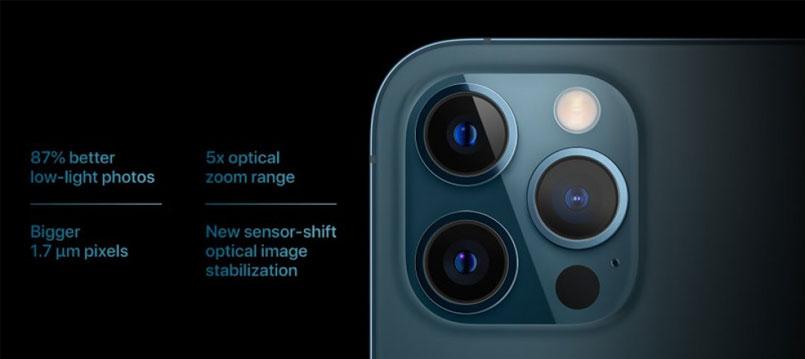 iphone 12 sensor shifting